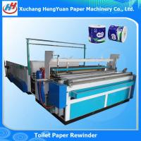 Buy cheap Full Automatic Embossing Toilet Paper Rewinder from wholesalers