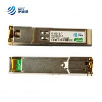 Buy cheap Cisco GLC-T/SFP-GE-T compatible Copper RJ45 module 1000base-tx SFP Transceiver from wholesalers