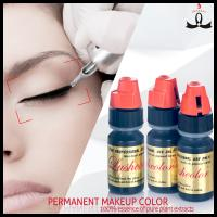 Buy cheap High quatily eyebrow tattoo ink for permannet makeup Convenience use long time from wholesalers
