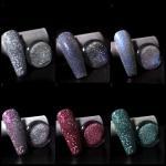Buy cheap Flashing Disco Reflection Nail Polish For Super Shining from wholesalers
