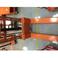 Quick Lifting Hydraulic Pallet Stacker , Hand Hydraulic Stacker Platform