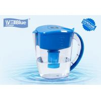 Buy cheap Portable Alkaline Mineral Water Pitcher BPA Free With CE / FDA / ROHS Approval from wholesalers