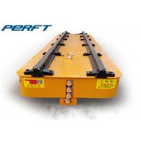Buy cheap Automatic Guide Vehicle Rail Guided Vehicle System For Factory Cargo Transportation from wholesalers
