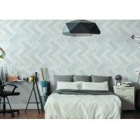 Buy cheap Luxury Washable Modern Wall Coverings Pvc Embossed Simulation Of Wood from wholesalers
