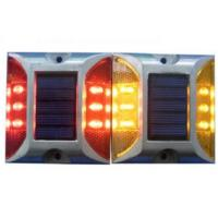 Buy cheap warning light aluminium reflector road stud from wholesalers