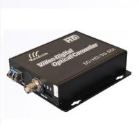 Buy cheap 3G HD SDI Video over Fiber multiplexer 1 4 8 16 channel video for option from wholesalers