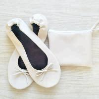 Buy cheap Childrens wedding ballet shoes,ballet shoes for wedding dress, wedding day shoes ballet flats from wholesalers