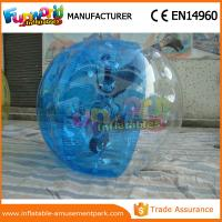 Buy cheap 100% TPU Clear Inflatable Zorb Ball / Inflatable Water Walking Ball For Park from wholesalers