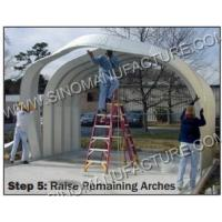 Buy cheap Steel Arch Span Building Accessories from wholesalers
