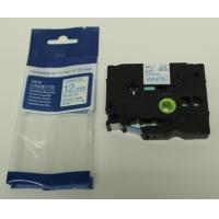 Buy cheap 12mm*8m Blue on White Label Cassettes for Brother TZ-233/TZe-233 from wholesalers
