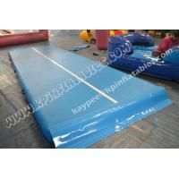 Buy cheap Inflatable tumbling mat, gymnastics mat from wholesalers