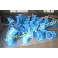 Buy cheap ductile iron fitting from wholesalers