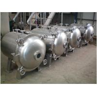 Buy cheap Round Vacuum Pharmaceutical Dryers For Easily Damaged Material Drying from wholesalers