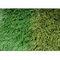 Buy cheap Soft Children Playground Artificial Grass 50mm , Football Pitch Turf for Indoor or Outdoor from wholesalers