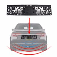 Buy cheap Auto Parktronic Car Rear View Camera System HD Night Vision Easy Operated from wholesalers