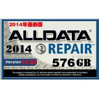 Buy cheap ALLDATA 10.53 in a usb/movable hard disk automotive diagnostic software from wholesalers