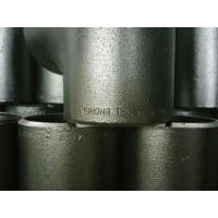 Buy cheap ASTM A234 Reduce Tee Butt Weld Fittings , sch10s butt weld connection from wholesalers
