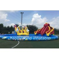 Buy cheap Aquaglide 35 , inflatable water sport , giant inflatable water park , inflatable aqua park from wholesalers