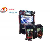 Buy cheap Razing Storm Simulator Game Machine / Computer Game Machine With Two Player from wholesalers