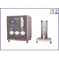 Buy cheap Easy Operate Limiting Oxygen Index Apparatus / Tester With Digital Display from wholesalers