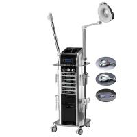 Buy cheap Facial Steamer Multifunctional Beauty Equipment With Mangnifying Lamp For Beauty Shop from wholesalers
