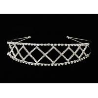 Buy cheap crystal, rhinestone bridal wedding hair bridal tiaras and crowns jewellery for women from wholesalers