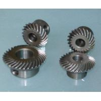 Buy cheap Perfect Spiral Bevel Gear / Helical Gear / Miter Gear at Reasonable Price from wholesalers