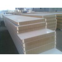 Buy cheap Rock Wool Sandwich Panel For Wall from wholesalers