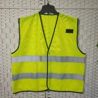 Buy cheap High Visibility Uniform Work Clothes For Day / Night Roadway Work product