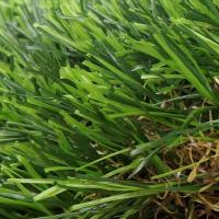 Buy cheap Luxury Soft Artificial Grass Front Yard Recycle Artificial Grass For Playground from wholesalers