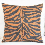 Buy cheap Zebra stripe print cushion,square and rectangle cushion,custom print cotton line cushion from wholesalers