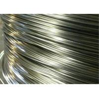 Buy cheap ISO9001 Q195 Hot Dipped Galvanized Wire 0.15 - 3.8mm BWG8 - BWG22 from wholesalers