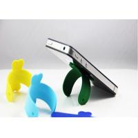Buy cheap Mobile Phone Accessories U-shaped phone holder mobile phone support Magic butterfly wings flap attached phone bracket from wholesalers
