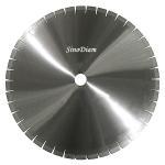 Buy cheap 900mm-3500mm Granite Block Cutting Diamond Stone Saw Blades from wholesalers