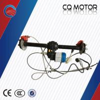 Buy cheap 33 inch 36inch india market single axle or seperate axle three wheel motor from wholesalers