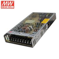 Buy cheap MEANWell 200W 5V 40A Ultra Thin waterproof led power supply for SMD DIP LED Module full color from wholesalers