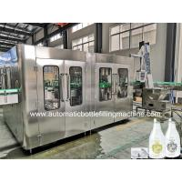 Buy cheap CE Glass Bottle Filling Machine Equipments For Beer / Sparkling Soda Flavoured Drink from wholesalers