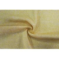 Buy cheap Lovely Yellow Color Lightweight Knit Wool Fabric For Kids' Clothing from wholesalers
