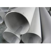 Buy cheap NPS 10 Inch 8mm Large Diameter Stainless Steel Pipe Pickled Surface Anti - Corrosion from wholesalers