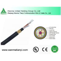 Buy cheap standrd adss fiber optical cable / fiber optic cable price /optical fiber cable product