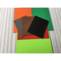 Buy cheap Pearl Red PVDF Paint Aluminium Composite Sheet With Weather Resistance from wholesalers