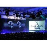 Buy cheap Red Green Blue P3 P4 SMD DJ LED Display for Concert , DJ Show , TV Station from wholesalers