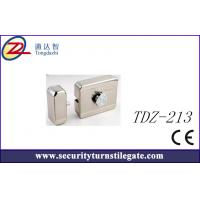 Buy cheap Custom Single cylinder PCB Electric Door Lock / Electrical Door Latch from wholesalers