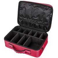 Buy cheap oxford cloth makeup beauty case big capacity from wholesalers