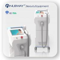 Buy cheap Vertical 808nm diode laser hair removal Equipment&Machine from wholesalers