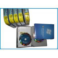 100% Original Microsoft Windows Softwares For Windows 7 Professional retail box