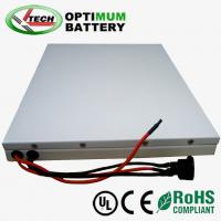 Buy cheap Optimum 12V 30AH Solar Energy Storage Battery Lithium Battery Pack Portable Solar System from wholesalers