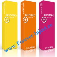 Buy cheap Belotero | Dermal Fillers | Type : SOFT / BALANCE /  INTENSE | package : 1ml from wholesalers