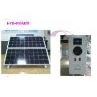 Buy cheap HYD-400 portable solar power system with CE proved from wholesalers