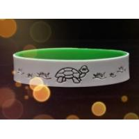 Buy cheap Cute Animal Silicone Bracelet Wristband For Family Gift , Silicone Bracelets For A Cause from wholesalers